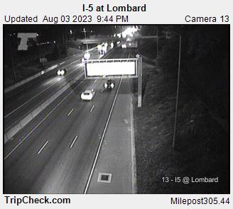 Portland Traffic Camera