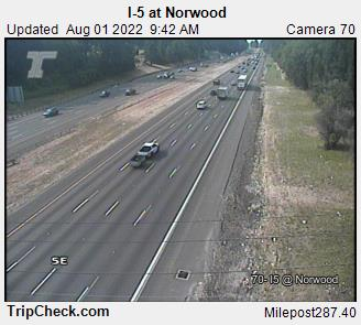 I-5 at Norwood