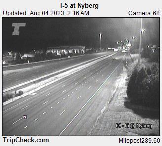 I-5 at Nyberg