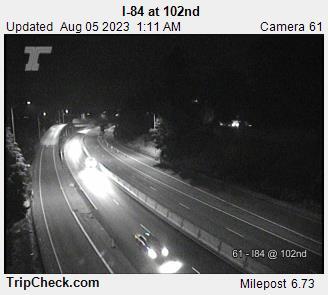 I-84 at 102nd