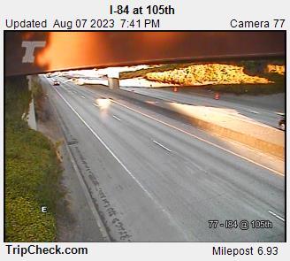 I-84 at 105th