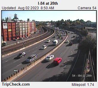I-84 at 28th