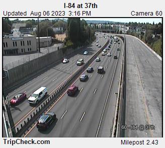 I-84 at 37th