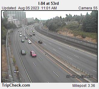 I-84 at 53rd