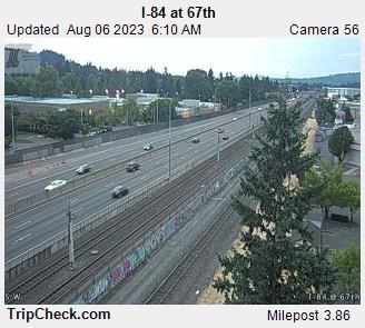 I-84 at 67th