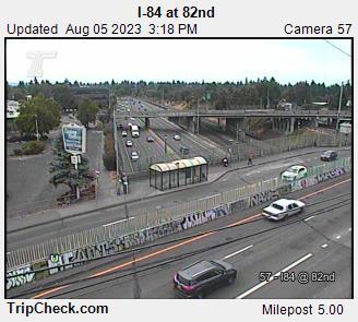I-84 at 82nd