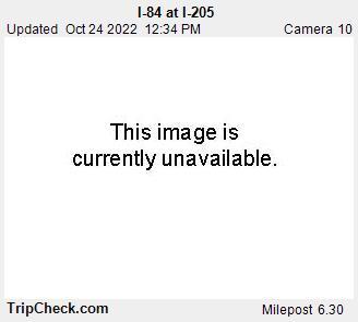 I-84 at I-205