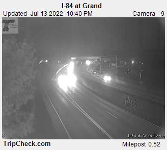 I-84 at Grand