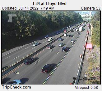 I-84 / Lloyd Blvd