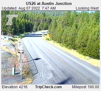 RoadCam - HWY26 at Austin Junction