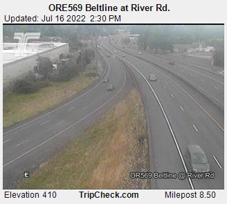 RoadCam - Eugene, Beltline at River Rd
