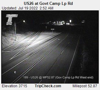 US26 at Government Camp