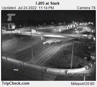 RoadCam - I-205 at Stark