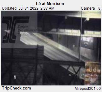 RoadCam - I-5 at Morrison