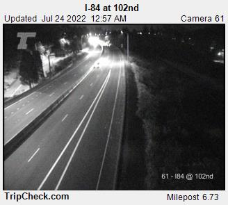 RoadCam - I-84 at 102nd