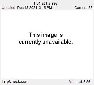 RoadCam - I-84 at Halsey
